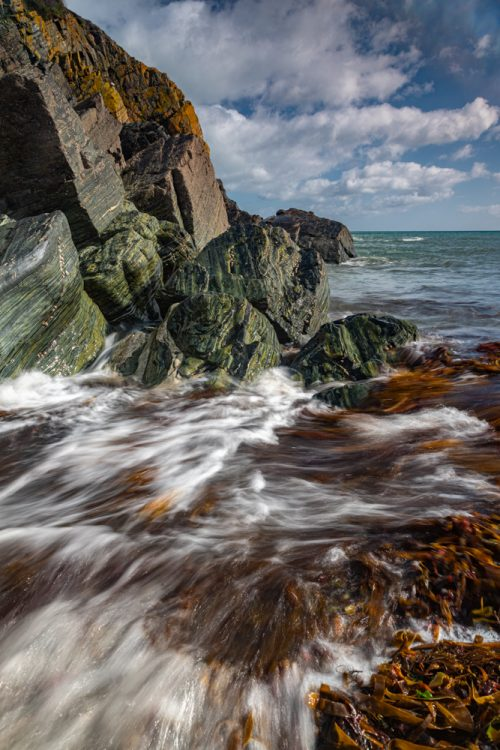 Textures Of Cornwall