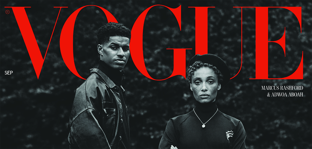 Vogue September 2020 Cover