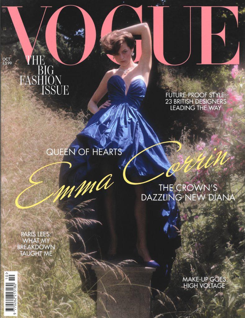 Vogue Magazine October