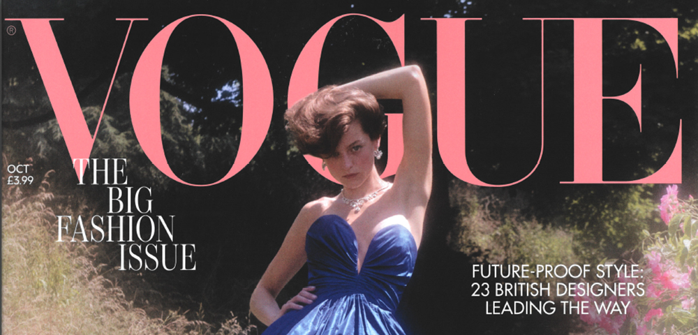 Vogue Magazine October