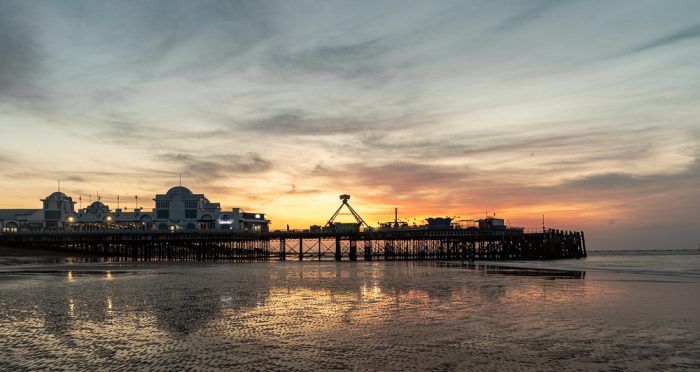 Southsea Pier Sunrise