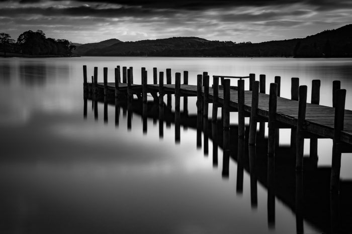 Tranquility At Coniston Lake