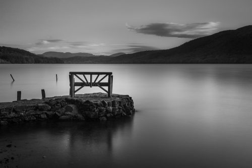 Dreaming At Coniston Water